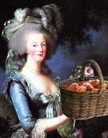 Maria Antonietta e le brioches